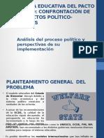 La Reforma Educativa Del Pacto Por México