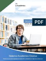 Manual de Biblioteca - Edutiva ERP