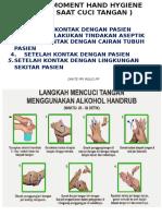 Leaflet Handrub