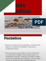Fármacos Procinéticos