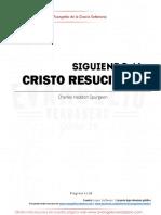 Siguiendo Al Cristo Resucitado (1)
