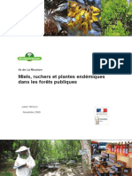 ONF LaReunion Rapport Final Mellifere 2009
