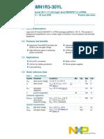 PSMN1R3-30YL