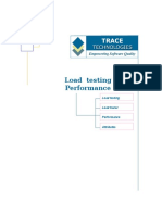 Load Testing Performance Counters