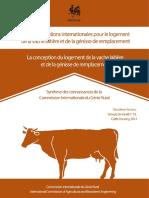 Logement Vache Laitiere