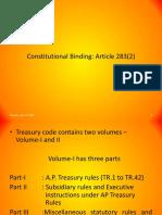 AP Treasury Code