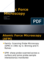 Atomic force microscopy.pptx