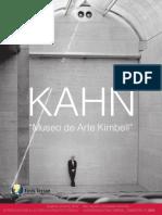 Louis Kahn - Museo de Arte Kimbell 2