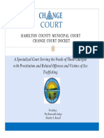 What is Hamilton County Change Court?