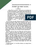 Salomo Friedlaender - Der Antichrist Und Ernst Bloch