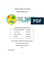 Business Plan Tour and Travel