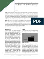 FULL-Analisis Gerak Harmonik Teredam Pada Rangkaian RLC Dengan Spreadsheet