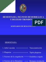 TALLER hematología-hemostasia