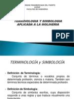 Simbologia y Terminologia Obj I 2003