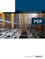 AP BR 1050 Dematic RapidStore ASRS Family