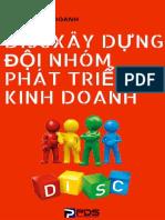 DISC Xây Dựng Đội Nhóm Và Phát Triển Kinh Doanh