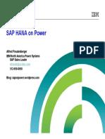 Hana on Power for Aix Vug