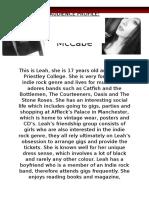 Audience Profile Leah