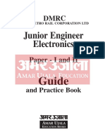 Safalta.com - DMRC Junior Engineer Electronics Guide In English