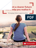 Emerging Talent Brochure