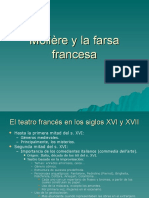 3.6 Molière y La Farsa Francesa