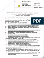 Summary Statement by SG, June 1948