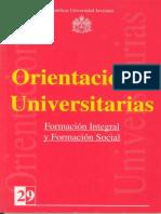 Orientaciones Universitarias