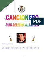 Cancionero Tuna de Derecho