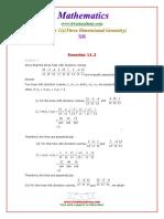 12 Maths NcertSolutions Chapter 11 2