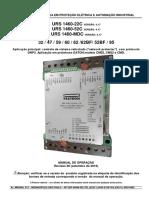 URS1460-XxCv417_r00 - Manual de Operação