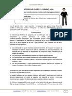Guia Cnaturales 8basico Semana7 La Materia y Sus Transformaciones Abril 2013