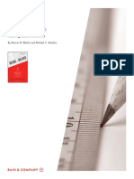 BAIN BRIEF_Decision Insights - Step 1 Measuring Decision Effectiveness