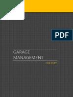 Automobile Garage Management