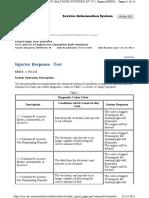 Injector Response - Test Engine Caterpillar C-4.2 & C-6.4 PDF