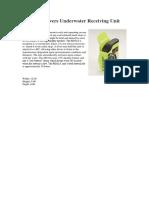 M101A G.divers Underwater Receiving Unit.pdf