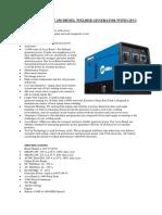 MILLER BOBCAT 250 DIESEL WELDER GENERATOR WITH GFCI.pdf