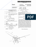Patent US7651051 Flapping Mechanism