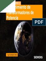 Mantenimiento a Transformadores de Potencia.pdf