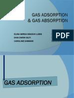 Gas Adsorption USU