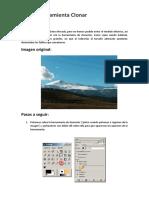09. GIMP. Herramienta Clonar