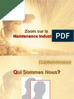 Zoom Sur La Maintenance Industrielle v1-0