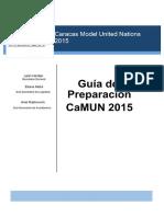 Camun Prep Guide 2015