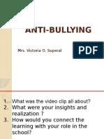 Anti Bullying Act