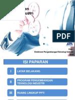 Sosialisasi Program Pengembangan Teknologi Industri 2017(1)