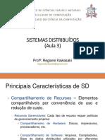 AULA 01 - Introdução Aos Sistemas Distribuidos(Aula3)