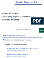 El marketing digital