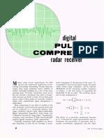 (1967)Digital Pulse Compression Radar Receiver