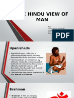 The Hindu View of Man