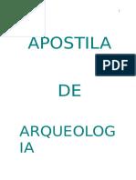 Arqueologia - SALT
