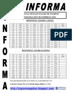 Informa Resposta Oficiais Consolidación
